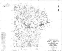 state and county maps of kentucky Logan County Arkansas Map Logan County Arkansas Map #15 logan county arkansas plat map