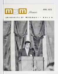 Missouri S&T Magazine, April 1973 by Missouri S&T Library and Learning  Resources   Curtis Laws Wilson Library - issuu