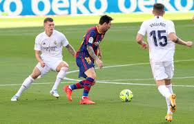 barcelona vs real madrid resumen