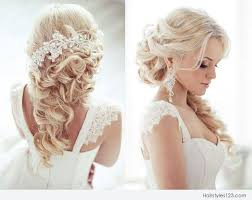 awesome bride wavy hairstyle Wedding Hairstyles Loose Curls Wedding Hairstyles Loose Curls #46 wedding hairstyles loose curls