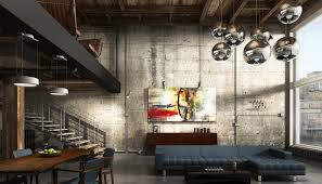 warehouse style furniture. Industrial Warehouse Loft Apartments Love Furniture Home Design Tierra Este  #51382 Warehouse Style Furniture D