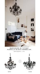 warehouse of tiffany chandelier. Warehouse Of Tiffany Rushelle Balck Chandelier For $781 Vs Houzz Opulent Black $160 Copy