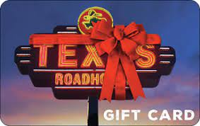 We know time is money so we pay quick and issue payment within two business days of inspection. Texas Roadhouse Gift Card Giftcards Com Official