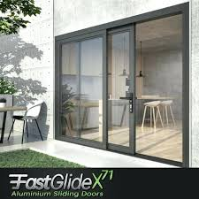 4 panel gliding patio door large size of doors with built in blinds problems 3 panel