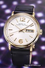 trend watch rakuten global market marc by marc jacobs marc by marc by marc jacobs marc by marc jacobs mens watch fergus ferg white
