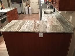 fantasy brown marble counter for kitchen