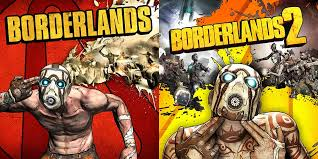 Image result for borderlands 1 and 2