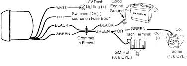 autogage4 jpg gm hei distributor wiring diagram gm auto wiring diagram schematic 868 x 310