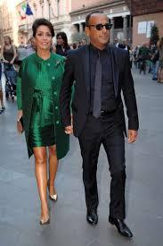 Carlo Conti e Francesca Vaccaro incinta a Roma (olycom)