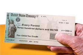 $300 Child Tax Credit payment ...