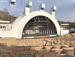 Hollywood Bowl Terrace 6 Seat Views Seatgeek