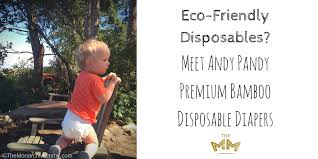 Andy Pandy Diaper Size Chart Eco Friendly Disposables Meet Andy Pandy Premium Bamboo