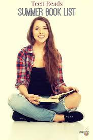Reading list for teen girls