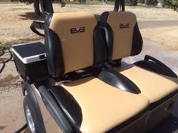 original suite seats custom golf cart