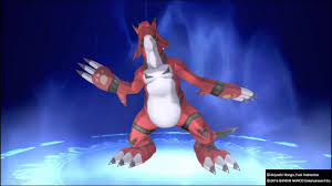 Digimon Story Cyber Sleuth All Guilmon Digivolutions