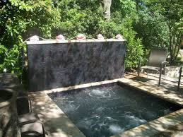 ask marshall pool and spa about a hot tub or water feature