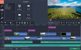 Free Timeline Software For Windows Official Video Editor Video Editing Software By Movavi