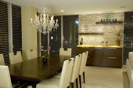chandelier for low ceiling dining room spectacular elegant wall shelf ideas with crystal home 19