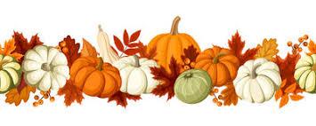 Image result for pumpkin border clip art