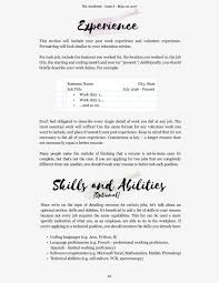 How To List Summer Jobs On Resume Best Of Cover Letter Examples For Students Summer Job Tags Cover Letter