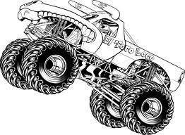 Afbeeldingsresultaat Voor Kleurplaat Blaze Monster Truck