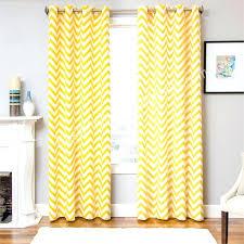 grey chevron curtains yellow and grey chevron curtains charming yellow and white curtains and grey yellow