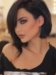 قصات شعر كاريه من فاديا المندلق