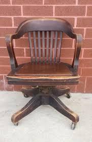 vintage wood office chair good furniture wooden office chairs regarding elegant household wood swivel desk chair plan