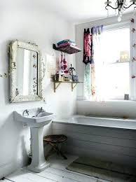 shabby chic bathroom lighting. Shabby Chic Bathroom Lighting Interesting White Decorating Ideas Style At Vanity Full Size L