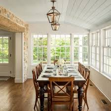 Sunroom Dining Room