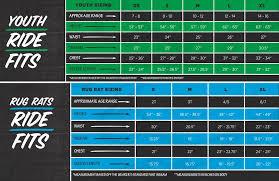 Lamar Snowboard Size Chart Kid Snowboard Size Chart Kids