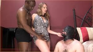 FemDom HD Archive Mistress T In Scene Suck Black Cock White.