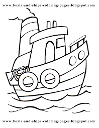 Small Picture Coloring Pages Kids Boats Coloring Pages Boats and Ships