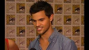 Taylor Lautner Interview - 2012 Comic ...