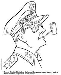 Small Picture American history military coloring pages for kid Normandy WWII