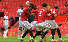 Odion ighalo (manchester united) wins a free kick in the attacking half. Paul Pogba Gives Away Inexplicable Penalty As Manchester United Labour To Draw With West Ham