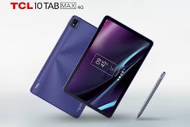 TCL 10 TabMax 4G und 10 TabMid vorgestellt
