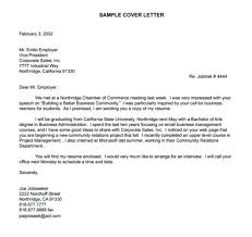 Cover Letter Example Cover Letter Sample Cover Letter For Brilliant
