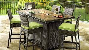 patio fire pit table propane gas outdoor patio table with fire pit furniture propane