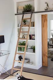 we ll start with the option that will give the least offence to your bank account though you ll find that artisan hardware s sliding ladder is less