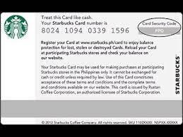free starbucks giftcard giveaway 2019