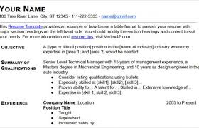 Google Resume Templates Microsoft Word Resume Templates Microsoft Word 6 Google Docs Resume Templates For