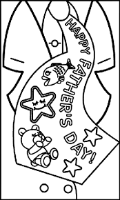Small Picture Fathers Day Tie Coloring Page crayolacom