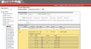 University Timetable Maker Undergraduate Registration Registration Guides And Timetables