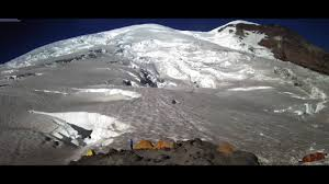 Emmons Winthrop Glacier Time Lapse From Camp Schurman