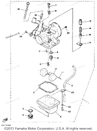Yamaha 1987 xvz1300 ignition circuit wiring diagram cargo trailer