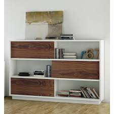 modern storage furniture. acacia contemporary bookcase modern storage at its best hides the clutter but allows a bit of your personality to show through too furniture