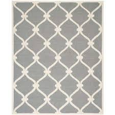 cambridge dark gray ivory 11 ft x 15 ft area rug