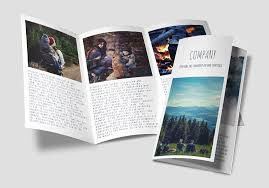 Tourism Tri Fold Brochure Sample Made On The Wilda Online
