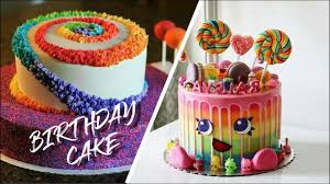 Best Cakes In The World Part2 2018 Oct Youtube